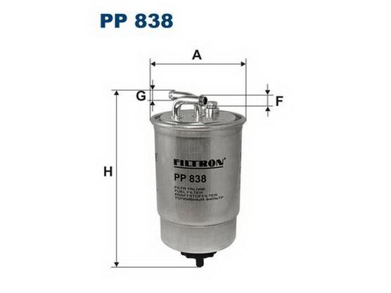 Filter goriva *0001037*