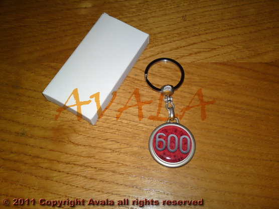 """Privezak za ključeve """"600"""" *0902266*"""
