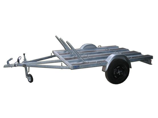 Auto-prikolica TERA 750 za prevoz 3 motorcikla *0902591*