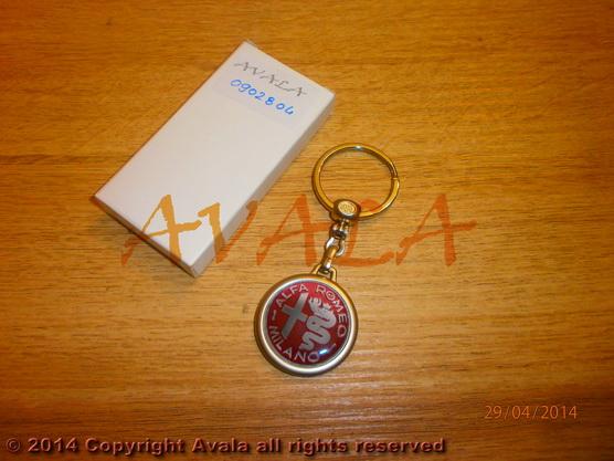 """Privezak za ključeve """"Alfa Romeo"""" (stari znak) *0902804*"""