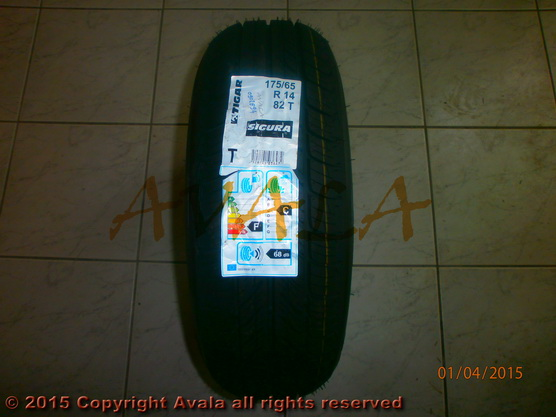 Spoljna guma 175/65 R14 Sigura 82T *0902894*