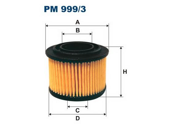 Filter za auto gas (za sistem BRC) *0903193*
