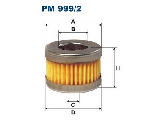 Filter za auto gas (za sistem LANDI) *0903198*