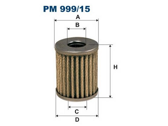 Filter za auto gas (za sistem MATRIX) *0903203*