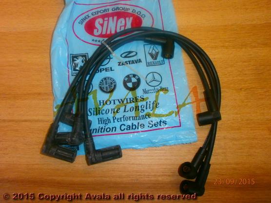 """Kablovi za svećice silikonski """"special"""" EFI *1301128*"""
