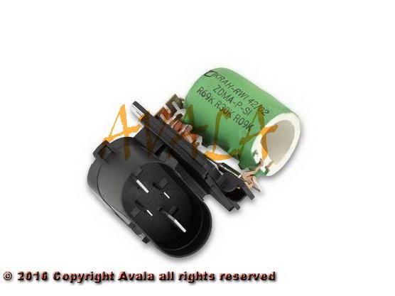 Otpornik ( reostat ) ventilatora hladnjaka *1601074*