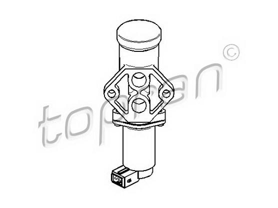 Ventil ler gasa (stepper motor) *1601098*