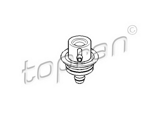 Regulator (ventil) pritiska gasa *3101020*