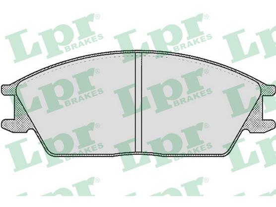 Disk pločice prednje *4804005*