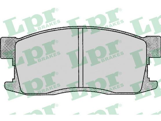 Disk pločice prednje *5804007*
