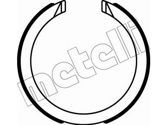 Paknovi za ručnu kočnicu *6804010*