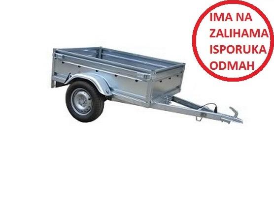 Auto-prikolica TERA 500 A150 (plastificirane stranice) *0902405*
