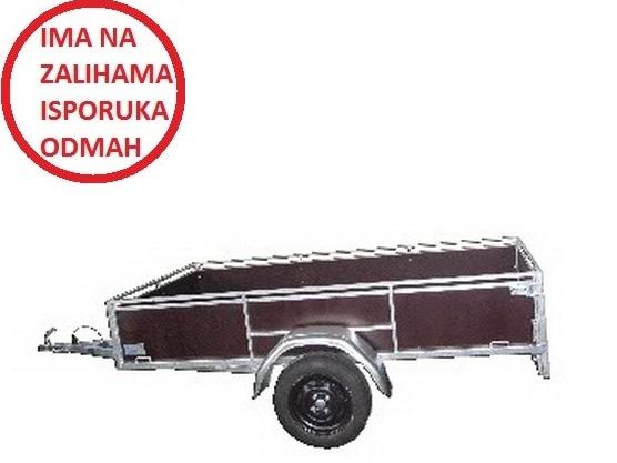 Auto-prikolica TERA 750 2D50 *0902415*