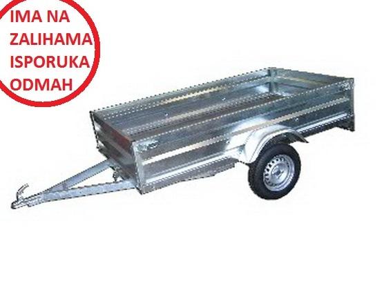 Auto-prikolica TERA 750 A240 (pocinkovane stranice) *0902423*