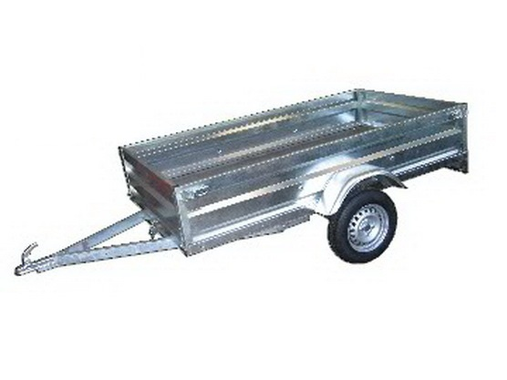 Auto-prikolica TERA 750 A240 (plastificirane stranice) *0902424*