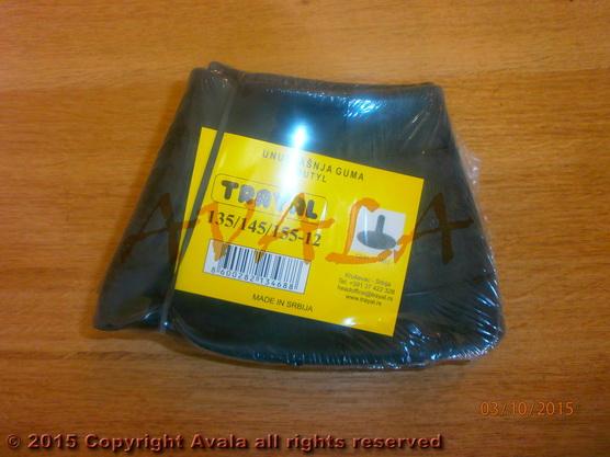 Unutrašnja guma 135/145 R12 *0000147*