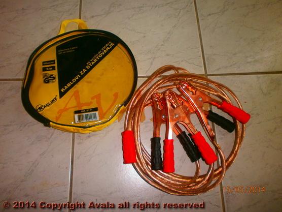 Kablovi za start (prenos) 400A *0000168*