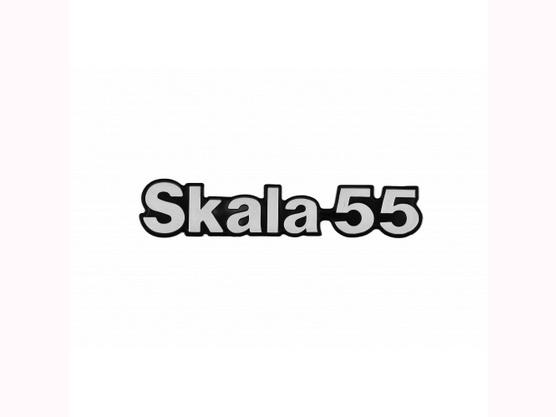 """Auto oznaka """"SKALA 55"""" *0000951*"""