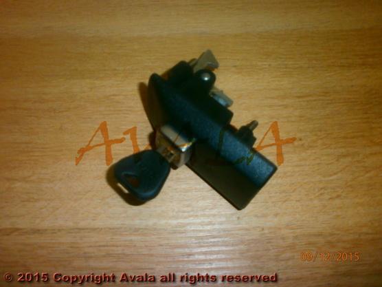 Brava poklopca motora sa niklovanim okvirom oko cilindra *0104303*