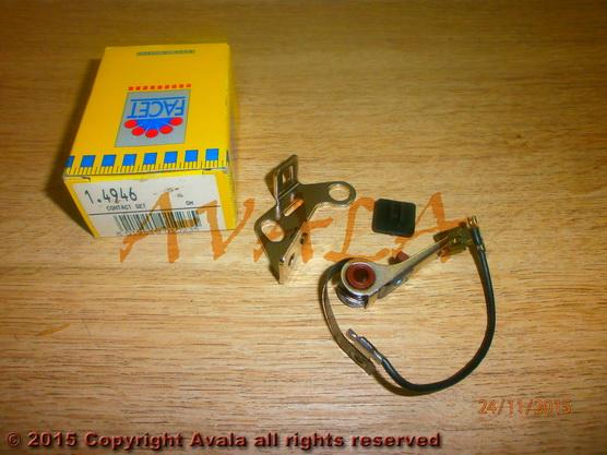 Platine (platinska dugmad za Magneti Marelli razvodnik) *0201111*