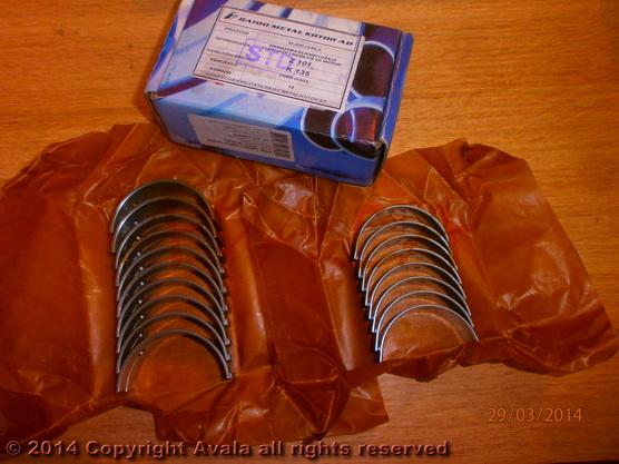 Ležajevi radilice standard *0301005*