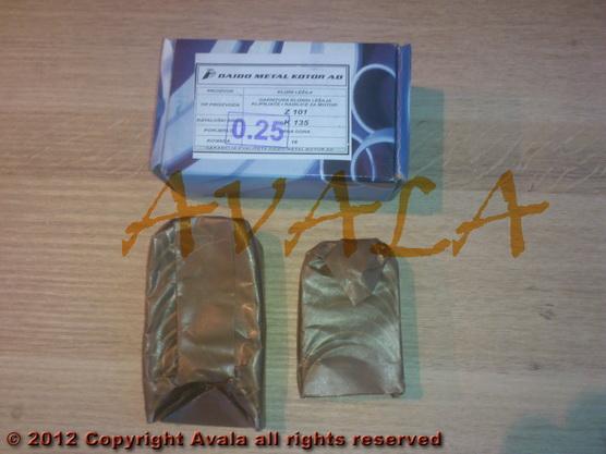 Ležajevi radilice I specijala *0301006*