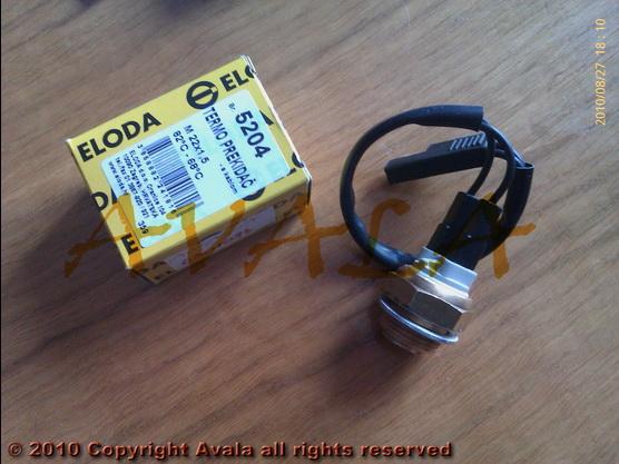 Termoprekidač hladnjaka 82-68 novi tip (sa kablom) *0301094*