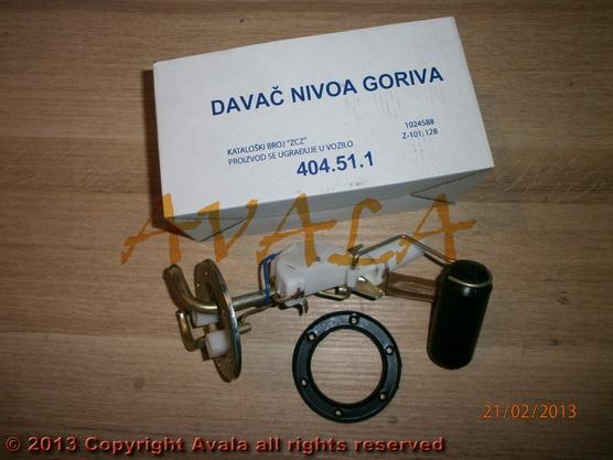 Plovak rezervoara goriva *0301164*
