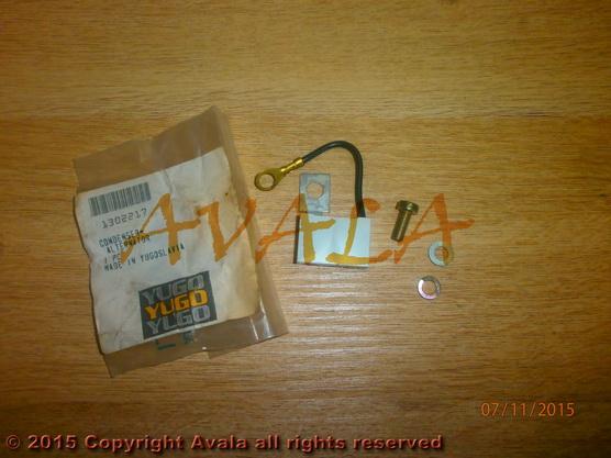 Kondenzator alternatora *0301900*