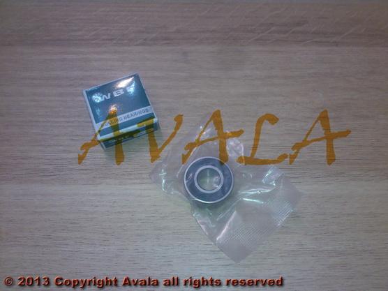 Лежај алтернатора мањи 63001 (шири) *0301908*
