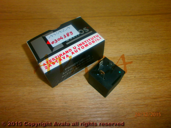 Automat migavca elektronski *0304389*