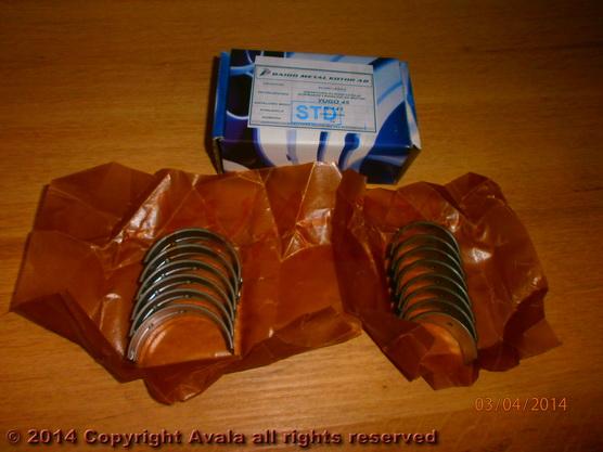 Ležajevi radilice standard *0401005*