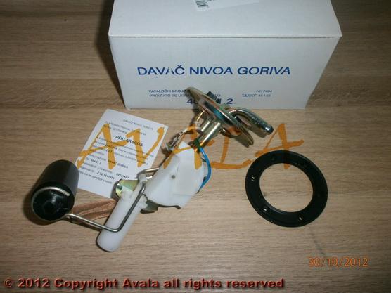 Plovak rezervoara goriva *0401070*