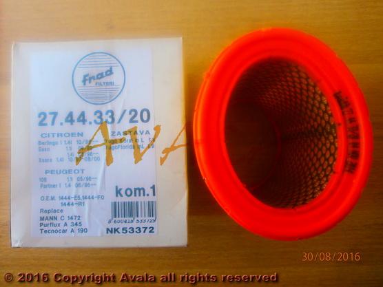 Filter vazduha *0401412*