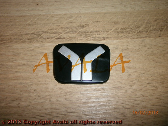 "Auto oznaka ""Y"" na haubi stari tip *0404391*"