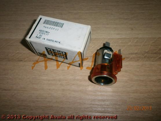 Upaljač za cigarete - kućište bez uloška *0404393*
