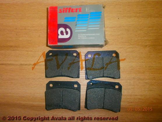 Disk pločice stari tip *0504008*