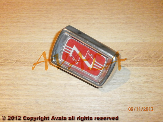 "Auto oznaka ""Z"" na prednjoj maski aluminijumska *0504091*"