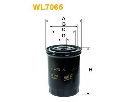 Filter ulja *0601252*