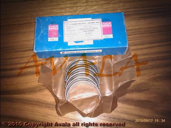 Ležajevi radilice ležeći II specijala *0701099*