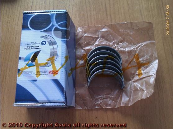 Ležajevi radilice ležeći standard *0701301*