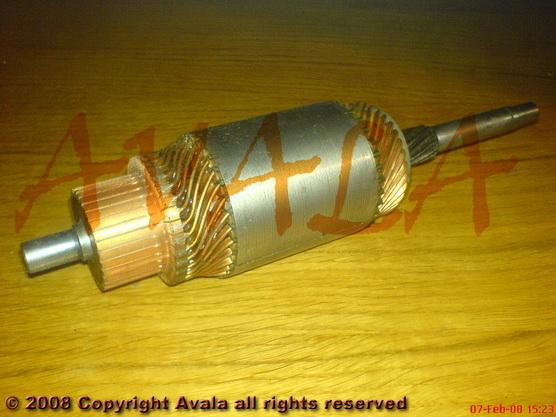 Rotor anlasera novi tip *0801226*