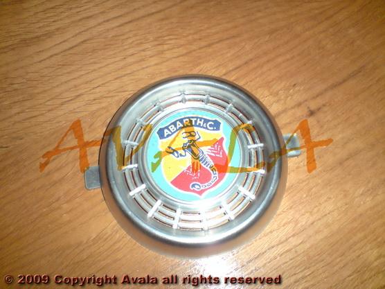 "Auto oznaka ""Abarth"" na veznom limu stari tip *0804402*"