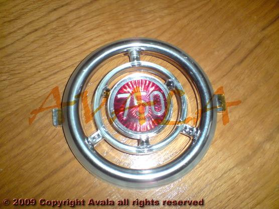 "Auto oznaka ""750"" na veznom limu stari tip *0804440*"