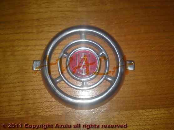"""Auto oznaka """"Z"""" na veznom limu stari tip aluminijumska *0804750*"""