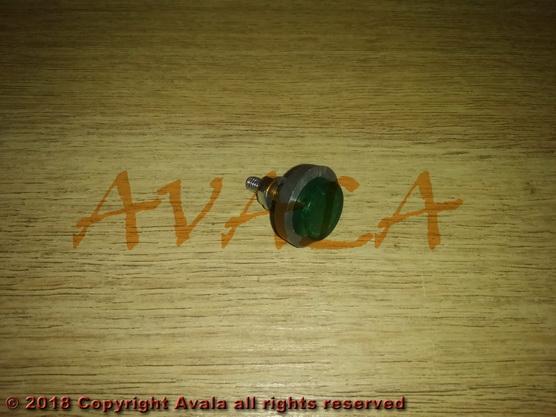Mačje oko (katadiopter) zeleno za tablicu *0901160*