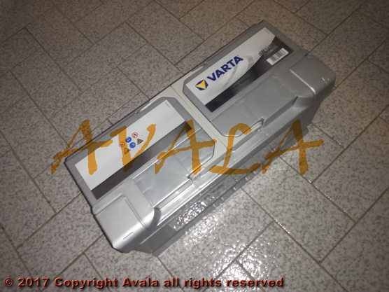 Akumulator 12V 110Ah +D 920A Silver I1 *0902010*