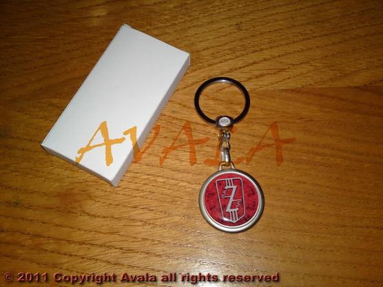 """Privezak za ključeve """"Z"""" *0902267*"""