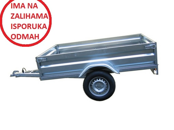 Auto-prikolica TERA 750 A170 (pocinkovane stranice) *0902417*