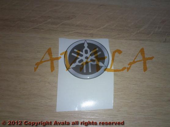 """Stiker okrugli 40mm """"Yamaha"""" *0902470*"""